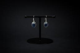 Kyanit-Ohrhänger Silber 925